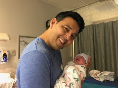 Daddy and Arden